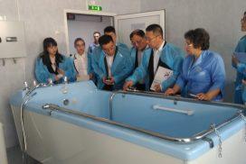 Китайские медики приехали к амурским коллегам для обмена опытом в вопросах реабилитации пациентов