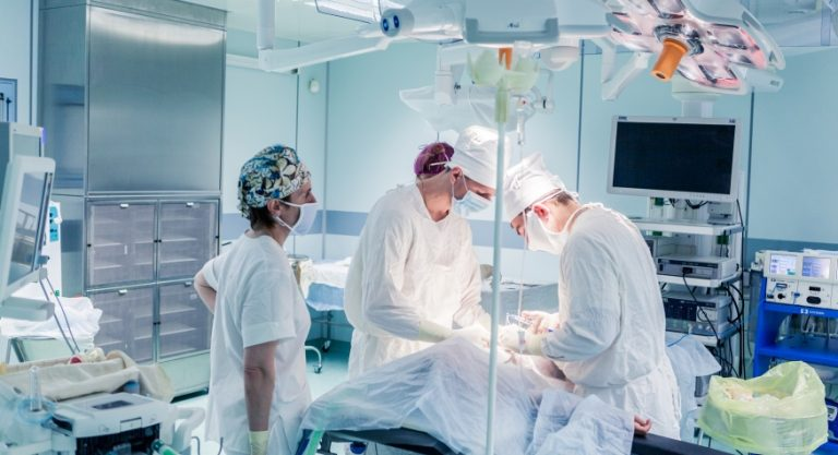 Областная детская больница подготовила резервное отделение