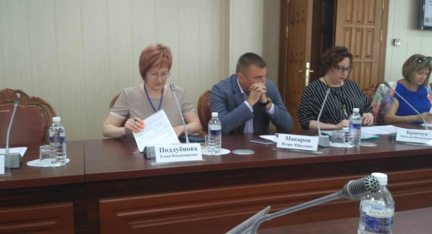 В Правительстве состоялось очередное заседание Общественного совета общественных организаций по защите прав пациентов