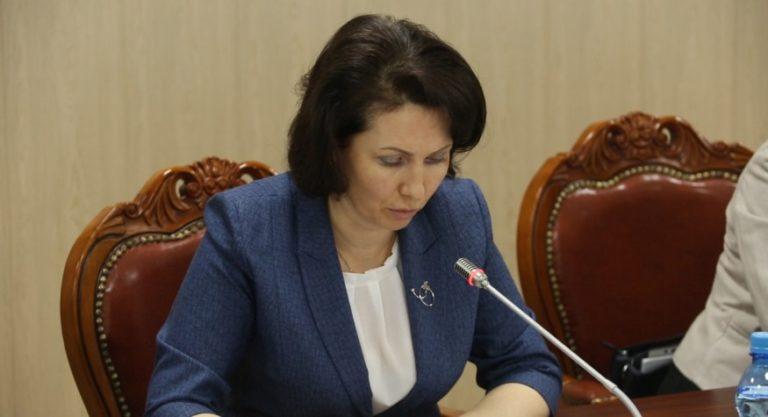 Министр здравоохранения Приамурья доложила на заседании Правительства о ходе реализации нацпроекта «Здравоохранение»