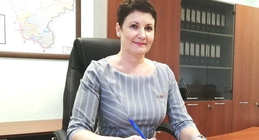 Светлана Леонтьева назначена первым заместителем министра здравоохранения области